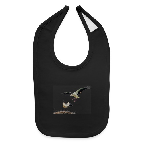 Stork - Baby Bib