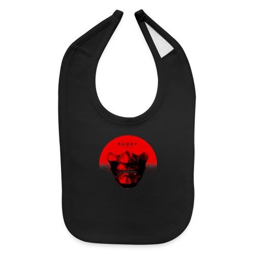 Ghost of Tsushima Half Sun Mask T Shirt - Baby Bib