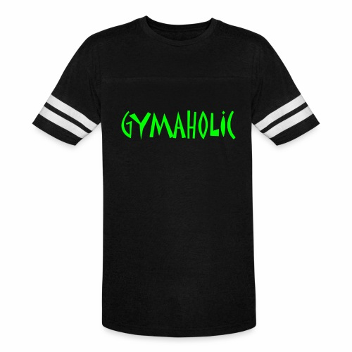 GYMAHOLIC - Vintage Sport T-Shirt