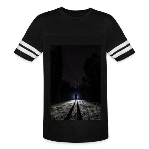 Printing t-shirt - Vintage Sport T-Shirt