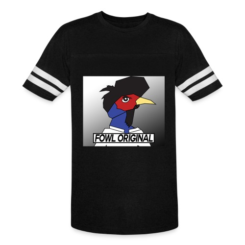 Fowl Original Logo - Vintage Sport T-Shirt