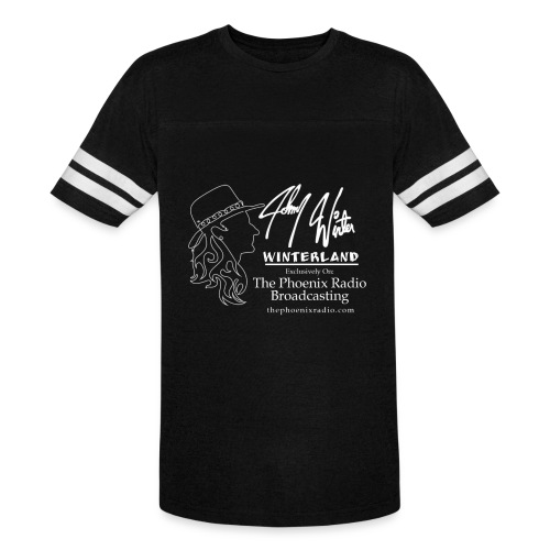 Johnny Winter's Winterland - Vintage Sport T-Shirt