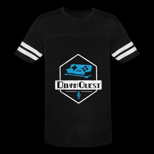 DivanQuest Logo (Badge) - Vintage Sport T-Shirt
