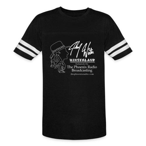 Johnny Winter's Winterland - Vintage Sport T-Shirt