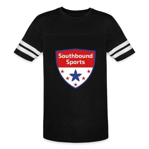 Southbound Sports Crest Logo - Vintage Sport T-Shirt