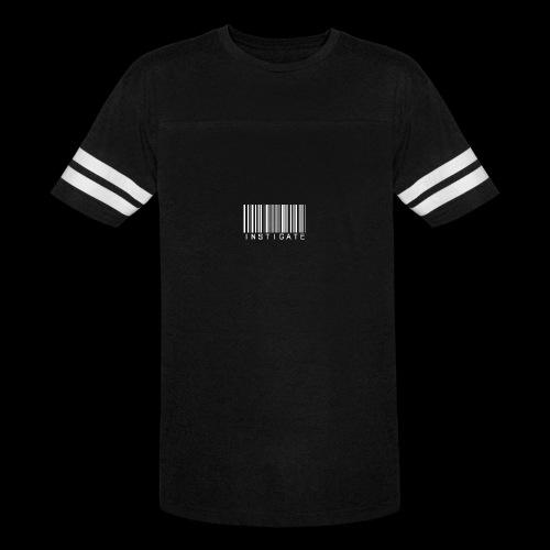 Instigate barcode - Vintage Sport T-Shirt