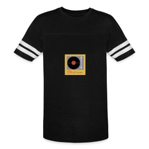 Music Truth Retro Record Label - Vintage Sport T-Shirt