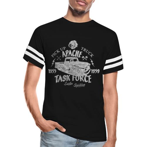 Chevy Pick Up Truck - Task Force - Vintage Sports T-Shirt