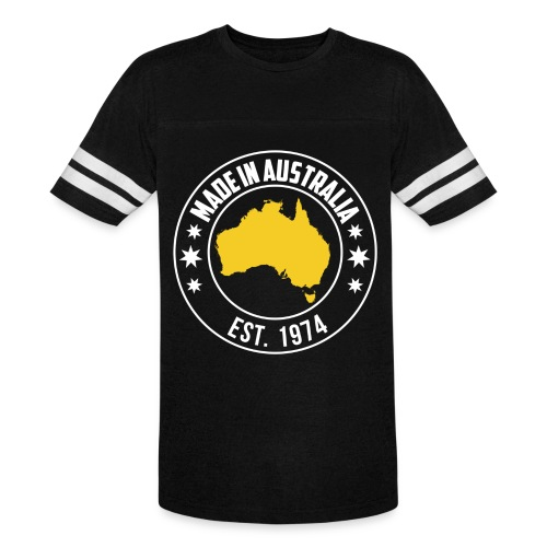 Made in AUSTRALIA Est 1974 - Vintage Sport T-Shirt