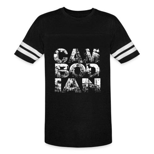 Women's Cambodian T-Shirt - Vintage Sport T-Shirt