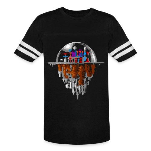 Sky city - Vintage Sport T-Shirt