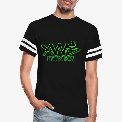XWS Fitness - Vintage Sports T-Shirt