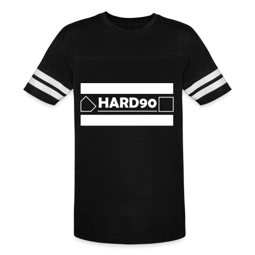 Original Hard 90 Logo - Vintage Sport T-Shirt