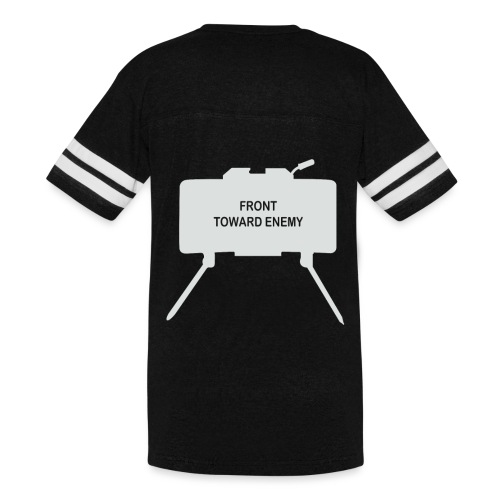 Claymore Mine (Minimalist/Light) - Vintage Sport T-Shirt