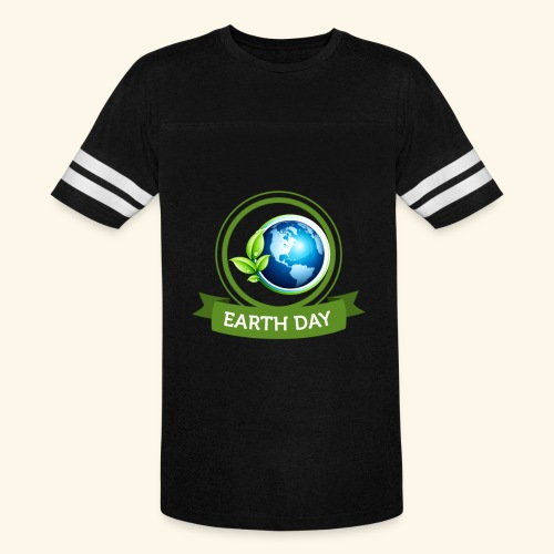 Happy Earth day - 3 - Vintage Sport T-Shirt