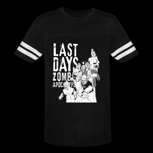 Last Days GMG Crew - Vintage Sport T-Shirt