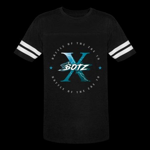 BOTZ X Circle Logo - Vintage Sport T-Shirt