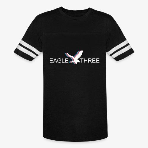 EAGLE THREE APPAREL - Vintage Sport T-Shirt