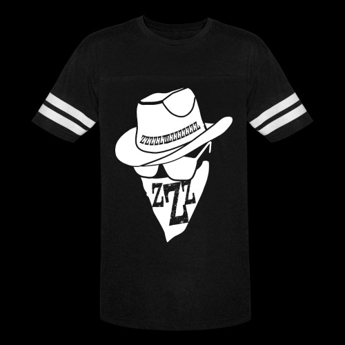 DREAM BANDITS WHITE Large Logo - Vintage Sport T-Shirt
