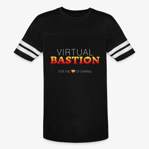 Virtual Bastion: For the Love of Gaming - Vintage Sport T-Shirt