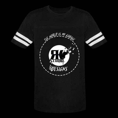 The World is My Garage - Vintage Sport T-Shirt