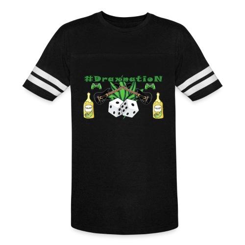 draxnationtest png - Vintage Sport T-Shirt