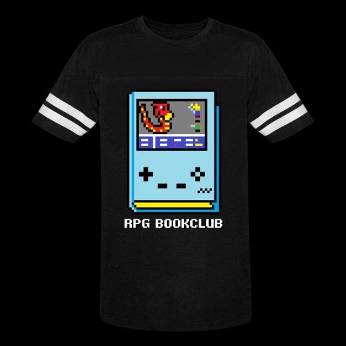 RPG Bookclub Logo - Vintage Sport T-Shirt