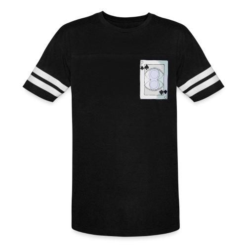 P for Paranoia - Vintage Sport T-Shirt