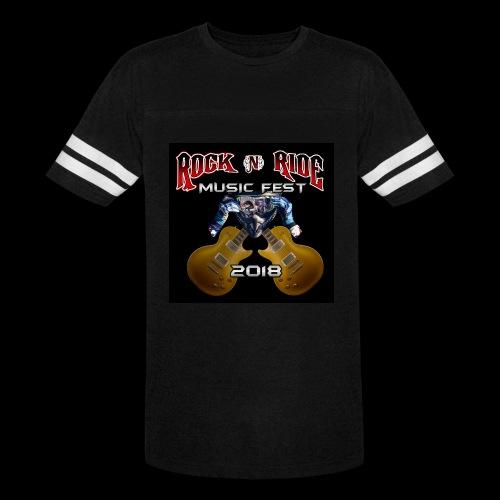 RocknRide Design - Vintage Sport T-Shirt