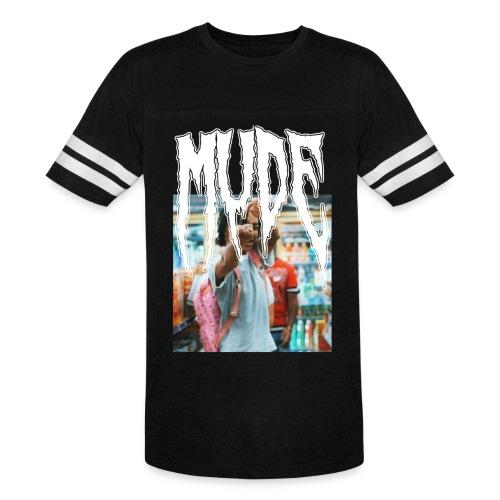 Mude Gang shiiiii - Vintage Sport T-Shirt