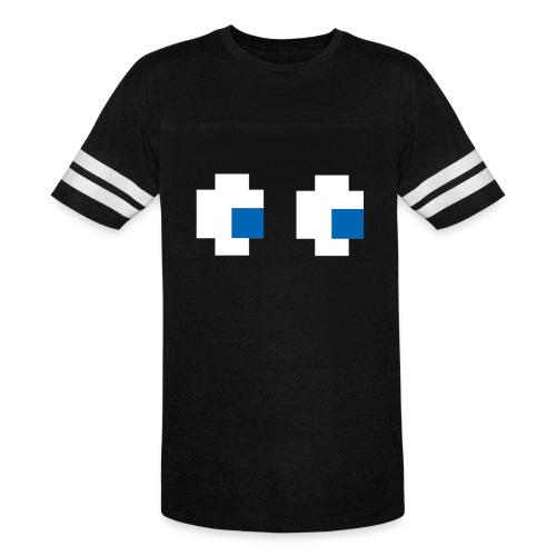 8 Bit Pixel Ghost - Vintage Sport T-Shirt
