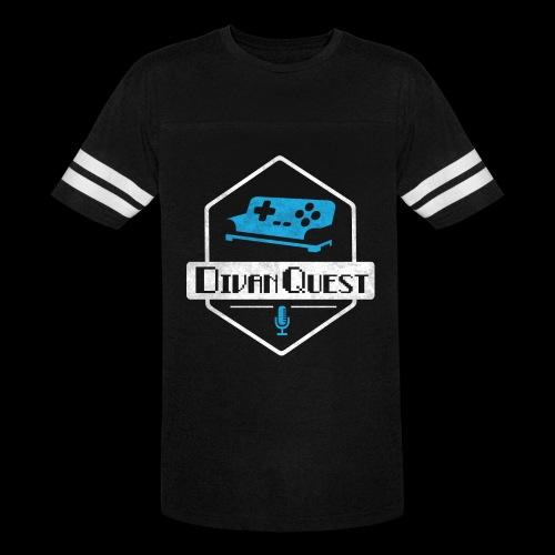 DivanQuest Logo (Badge) - Vintage Sport T-Shirt