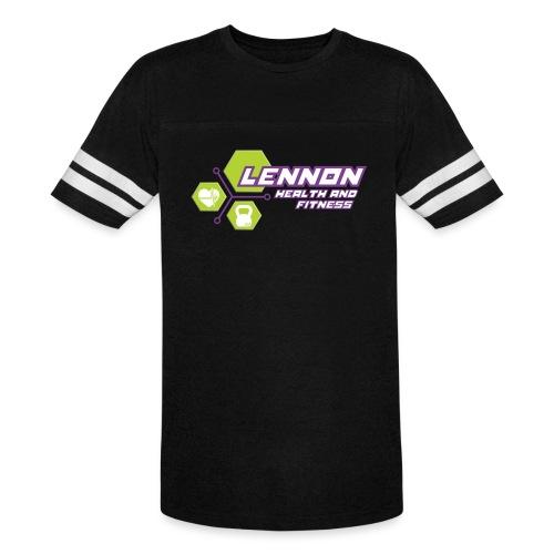 Lennon Health n Fitness Signature range - Vintage Sport T-Shirt