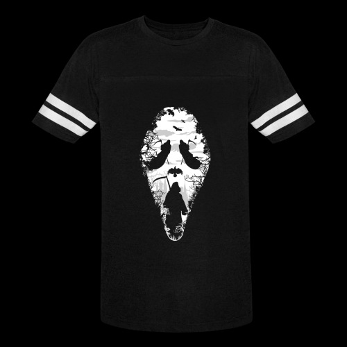 Reaper Screams | Scary Halloween - Vintage Sport T-Shirt