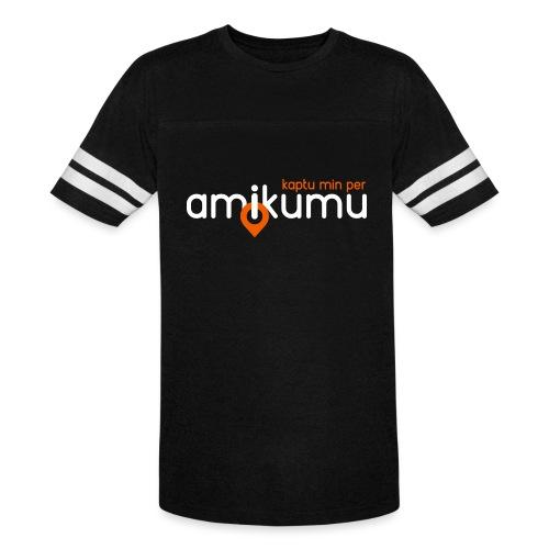 Kaptu min per Amikumu Blanka - Vintage Sport T-Shirt
