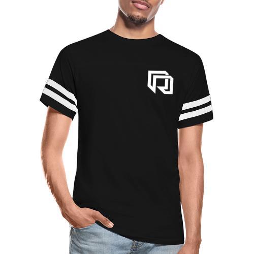 Jersey Logos (White) - Vintage Sport T-Shirt