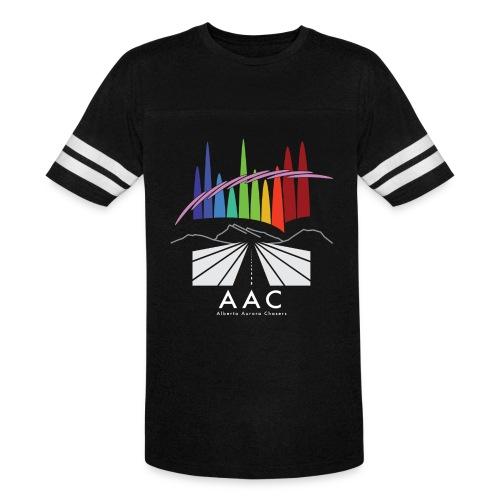 Alberta Aurora Chasers - Men's T-Shirt - Vintage Sport T-Shirt