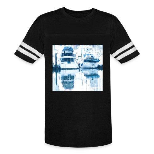 December boats - Vintage Sports T-Shirt
