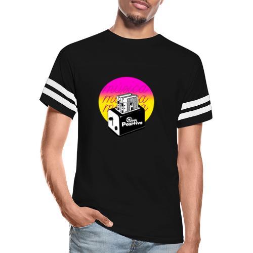 Cassette Tostado - Vintage Sport T-Shirt