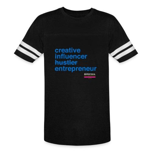 Marketing & Millennial Tee - Vintage Sport T-Shirt