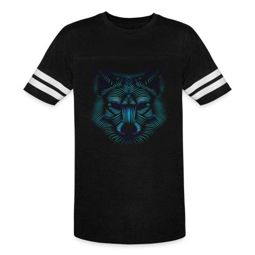 loup psyché - Vintage Sports T-Shirt