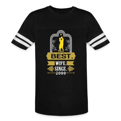 Best Wife Since 2000 - Vintage Sport T-Shirt