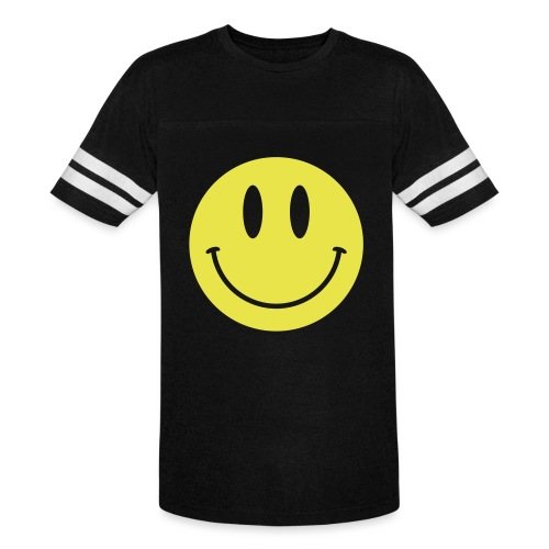 Smiley - Vintage Sport T-Shirt