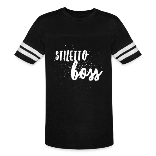 Stiletto Boss Low - Vintage Sport T-Shirt