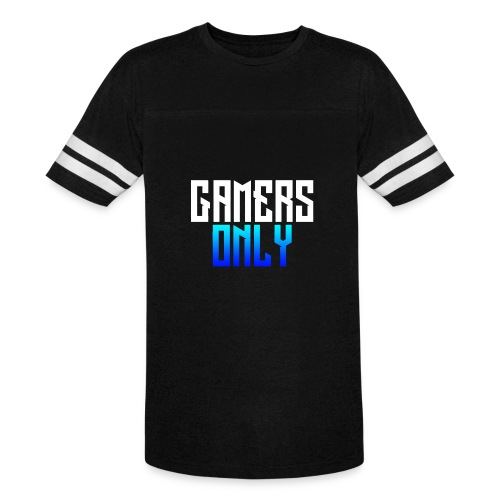 Gamers only - Vintage Sport T-Shirt