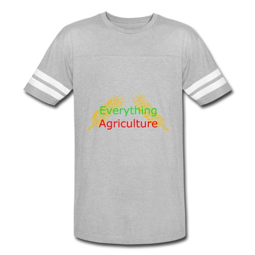 Everything Agriculture LOGO - Vintage Sport T-Shirt