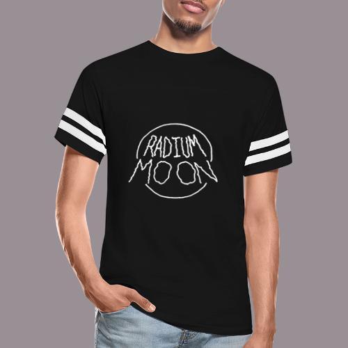 Radium Moon White - Vintage Sport T-Shirt