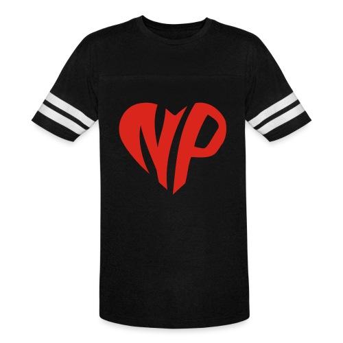np heart - Vintage Sport T-Shirt