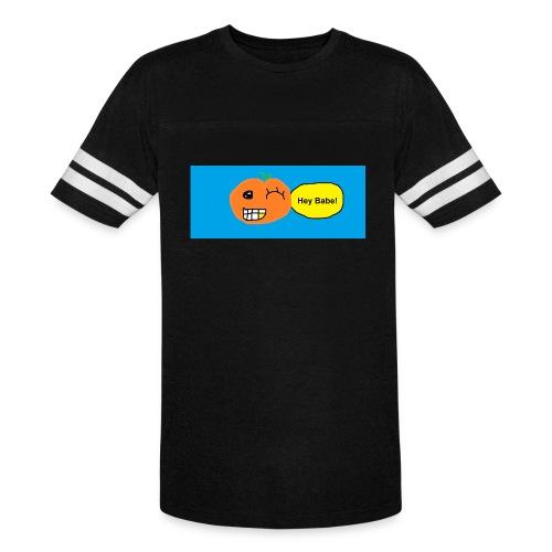 peachy smile - Vintage Sport T-Shirt