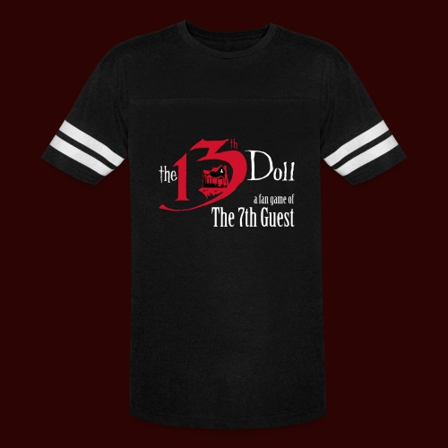 The 13th Doll Logo - Vintage Sport T-Shirt